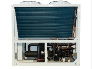 Air cooled scroll chiller(heat pump) - Air cooled chiller