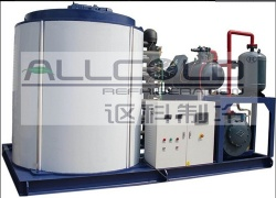 ALLCOLD Energy-efficient Flake Ice Machine - AFM-8T