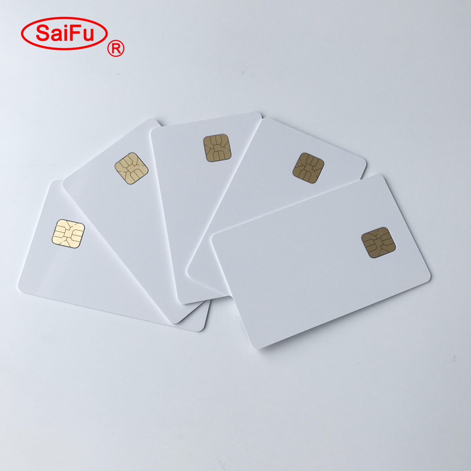 Inkjet Smart Card with 4428 Chip