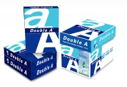 Double A paper A4 80gsm ($ 0.60)