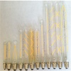 6W LED Dimmable Filament Glass Tube Lamp E27 12Volt T30 Led Dimmable Filament Bulbs - T30*300
