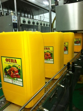 Quality Cooking Oil - Palm Oil
