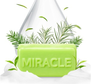 30 Days Miracle Cleansing Bar Soap - 6