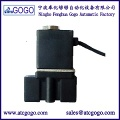 12v normally closed plastic boby solenoid valve low pressure for gas - 1