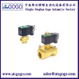 High temperature solenoid valve TEFLON seals - 2