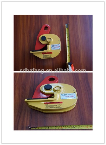 PPD Type Universal Horizontal Plate Clamp - PPD