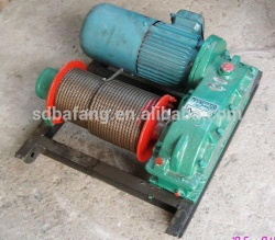 JK0.5 electronic control high speed winch - JK0.5