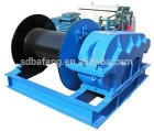 JK0.5 wire rope winch electric - JK0.5