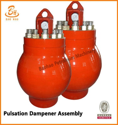 KB75 Mud Pump Pulsation Dampener Assembly - KB75