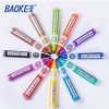 12 Multicolors Custom Whiteboard Marker Pen , with Refill Ink Kids Whiteboard Marker Set - MP3905#12