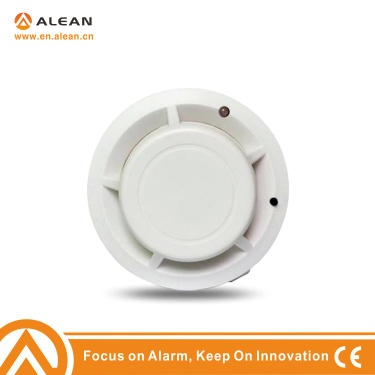 Fire Alarm System Battery 9v Power Smoke Detector Wireless Connected - WIRELESS SMOKE ALARM