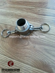 A-A-59326 Stainless steel camlock coupling type B - 73072900