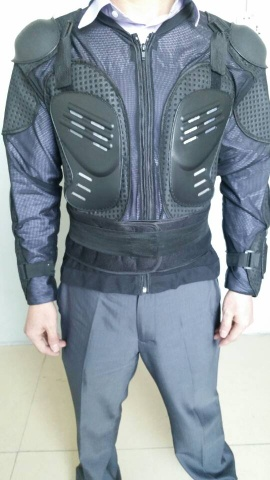 Motorcycle Body Armor Motocorss Plastic Jacket Full Body Armor Protector - MH-201