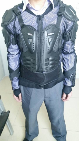 Motocorss Racing Full Body Armor Strong Motorcycle BMT Cycling Jacket Pads Armour - MH-202