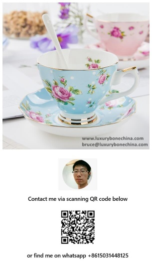 Bone China Tea Cups Factory Direct Supply - luxurybonechina