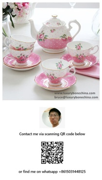 English Bone China Tea Set Wholesale Contact Now - luxurybonechina