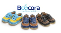Suppliers baby shoes squeaky shoes genuine leather shoes - BOOCORA childrenshoe