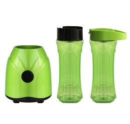 Mini Blender / 300watt Blender with Travel Sport Bottle / Easy Go Blender - MG06