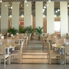 Wooden Soundproof Aluminium Restaurant Sliding Partition Wall - Restaurant partition