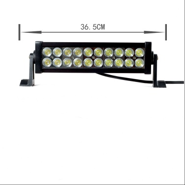 60W Led Light Bar With High Intense LEDs Emits 6000Lm Great For Truck Headlight - Bar-01