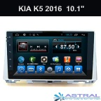 2 Din Android4.4 Car GPS Navigation Multimedia for KIA K5 2016 Radio Wifi 3G - 1051