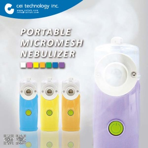 Medical Supplies COPD Asthma Portable Ultrasonic Nebulizer - CE-333
