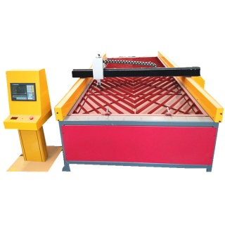 High speed table model cnc plasma cutting machine - cut6-2
