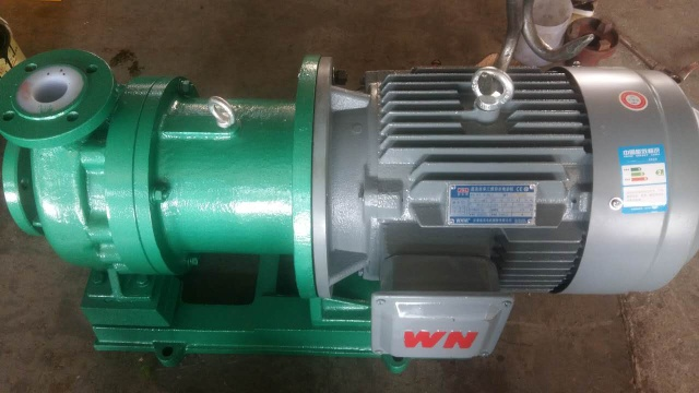 IMD Thermoplastic Magnetic Drive Sealless Pump - Sealless Pump