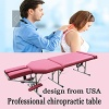 chiropractic table - MTL-010