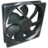 DC BRUSHLESS VENTILATOR AXIAL FLOW EXHAUST COOLING FAN 12025 - D12025