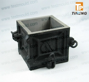 Concrete Test Cast Iron/Steel/Plastic Cube Mould for Civil Engineering (Molde Del Cubo) - CM-E
