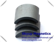 High quality Ferrite magnets and Ceramic Magnets  made by professional factorty used in Pumps - Ferrite magnet