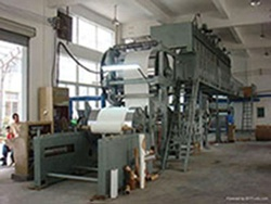 cast coated paper coating machine - COATOP-1523