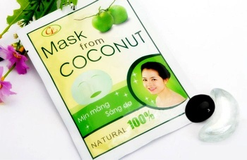 Coconut Mask - coconutmask