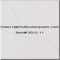 Slabs Artificial Quartz Multicolors For Kitchen Countertops - MQ-8