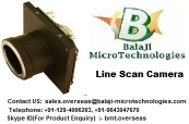 Line Scan Cameras-BalaJi MicroTechnologies (BMT) - Line Scan Camera