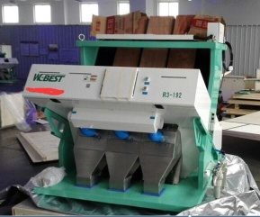 Multipurpose spices processing machine ------ CCD color sorting machine for global market / agent needed - Spices cleaning