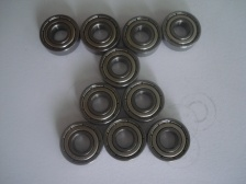 a lot of stock miniature bearing 625 625zz 625-2rs - cb003