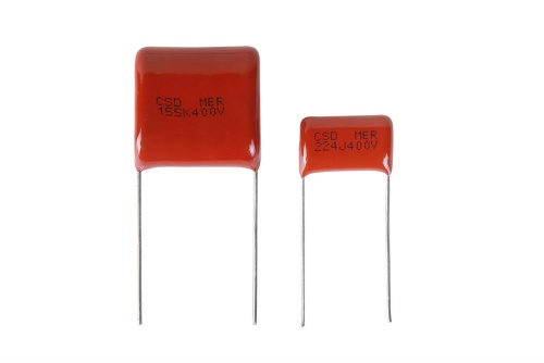 metallized polyester film capacitor cl21 film capacitor - cl21