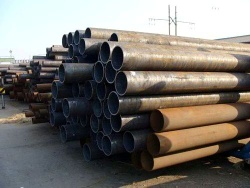 3PE coated steel pipe for water supply