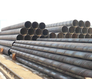 ssaw steel pipe for water supply
