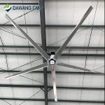 China Supplier 24ft Big Wind Large Diameter Industrial Ceiling HVLS Fan - tranditional fans