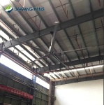 24ft Industrial HVLS Big Ceiling Fan Specifications for logistics warehouse - tranditional fans