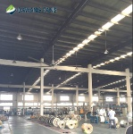24ft/20ft/18ft/16ft effency saving Air Cooling HVLS Big Industrial Ceiling Fan - tranditional fans