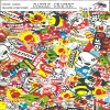Factory Outlet Sticker Bomb Pattern No.DGDB8016 Water Transfer Printing Film Screen Printing