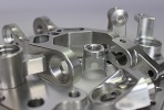 Aluminum Bicycle Parts, OEM CNC Parts - Bicycle Parts