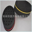 Double Sided with Big/Small holes Ellipse shaped hair twist sponge/Cruls hair Brush - Hair twist sponge