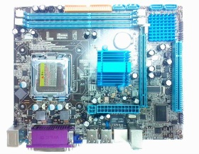 desktop motherboard Intel G41 Socket775, G41 motherboard - G41