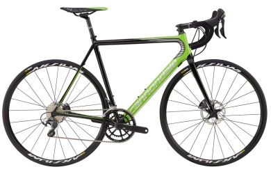 Cannondale SuperSix EVO Hi-MOD Disc Ultegra 2017 - Road Bike - CANSEHDU017