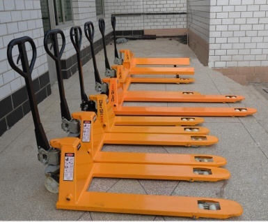 Hydraulic hand pallet truck - DSK-A-2.5
